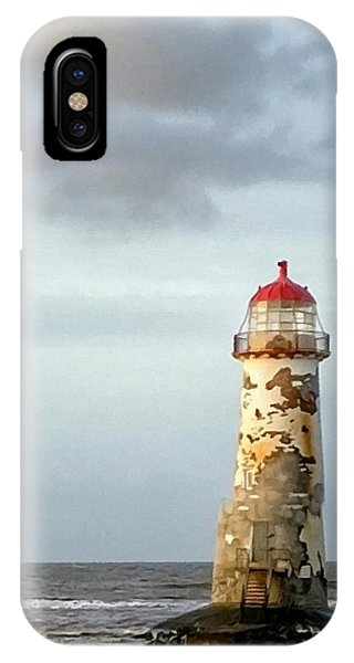 Lighthouse Revisited IPhone Case