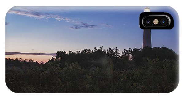 Lighthouse Summer Sunrise IPhone Case