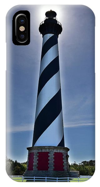 iPhone Case - Cape Hatteras Lighthouse by Vince McCall