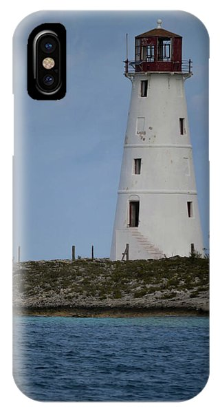 Lighthouse Watch IPhone Case