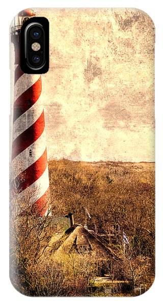 Lighthouse Westerlichttoren IPhone Case