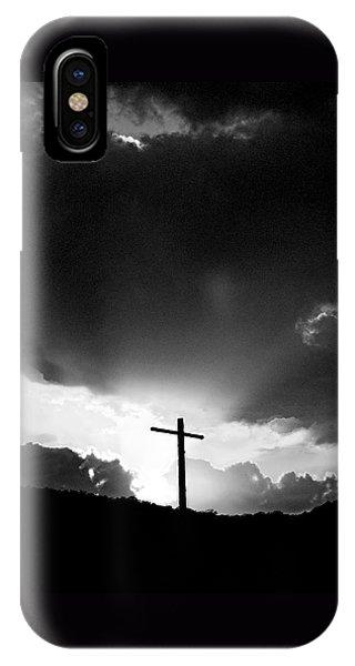 Lighting Faith IPhone Case