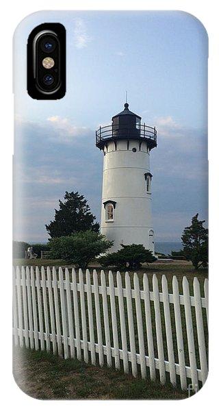Lighting Up Martha's Vineyard IPhone Case