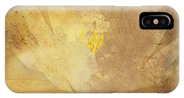 Lights On Lily IPhone Case