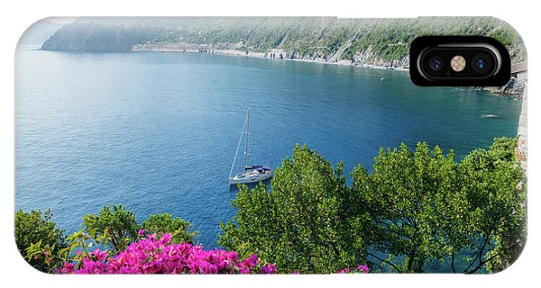 Ligurian Sea, Italy IPhone Case
