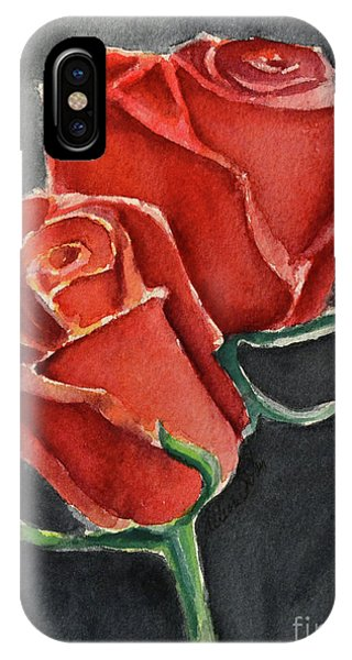 Like A Rose IPhone Case