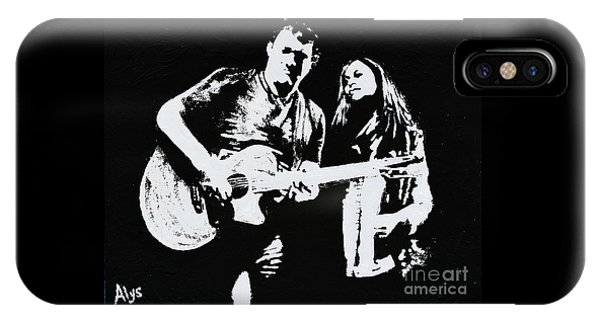 Like Johnny And June IPhone Case