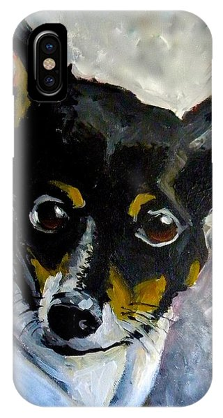 Lil Rat Terrier IPhone Case