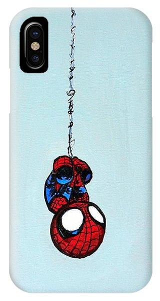 L'il Webcrawler IPhone Case