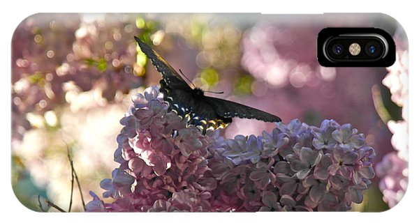 Lilac World IPhone Case