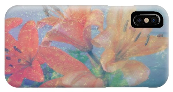 Lilies #1 IPhone Case