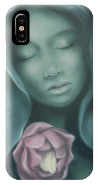 Lily Of The Lake IPhone Case