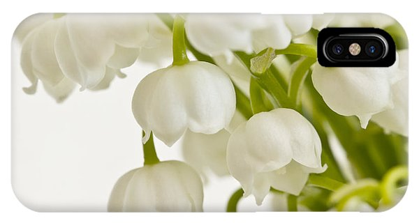 Lily Of The Valley IPhone Case