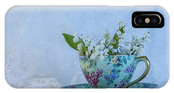 Lily Of Valley IPhone Case