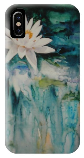 Lily Pond IPhone Case