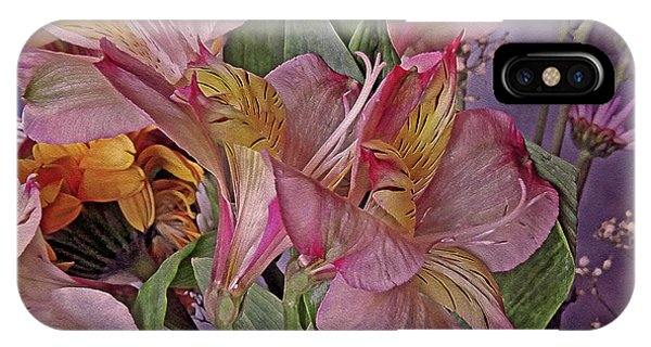 Lily Profusion 7 IPhone Case