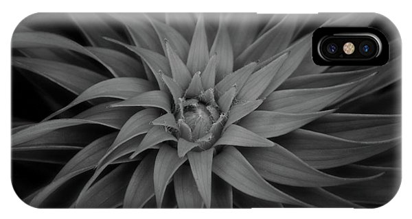 IPhone Case featuring the photograph Lily Swirl by Melissa Lane