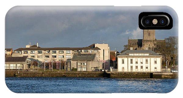 Limerick City Hall IPhone Case
