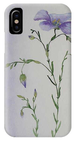 Linacea IPhone Case