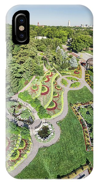Lincoln's Sunken Gardens, 2018 IPhone Case