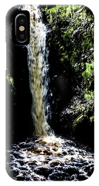 Linhope Spout Waterfall IPhone Case