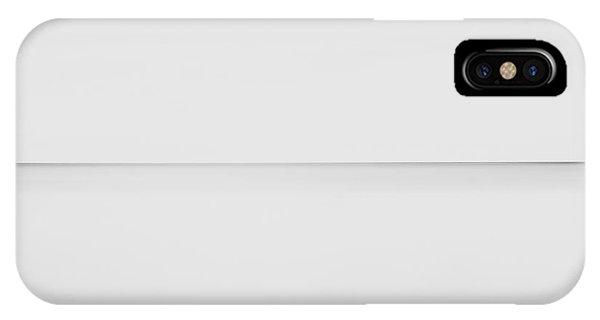 Minimal iPhone Case - Line On The Horizon by Scott Norris