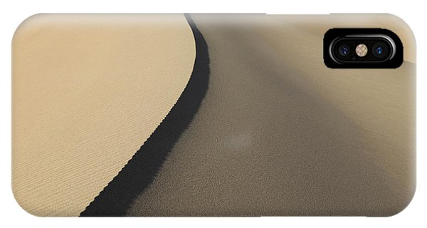 Lines In The Sand. IPhone Case