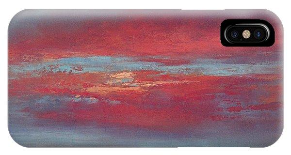 Lingering Heat IPhone Case