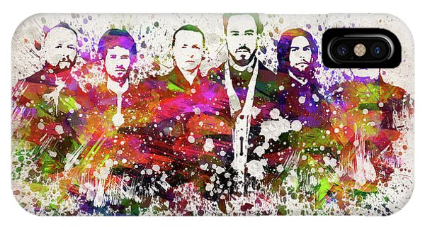 Linkin Park In Color IPhone Case