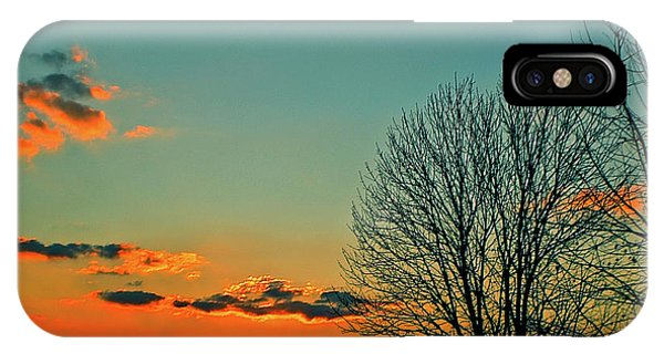 Linvilla Sunset IPhone Case