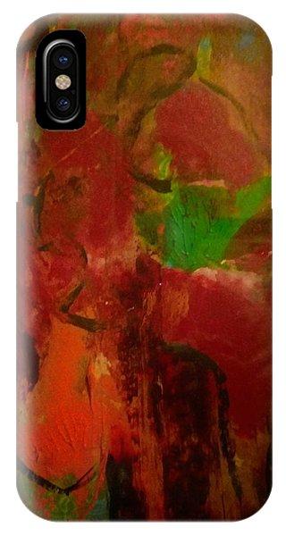 Lion Proile IPhone Case