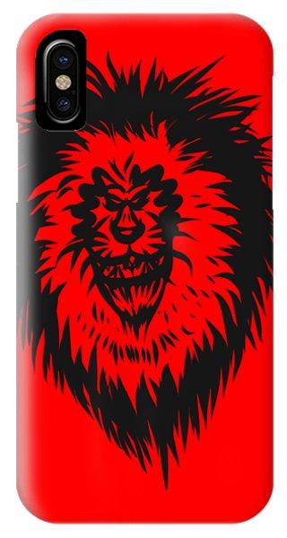 Lion Roar IPhone Case