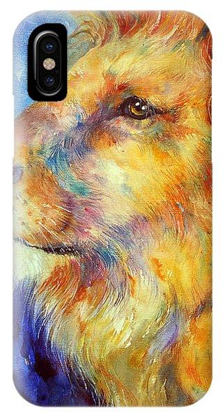 Lionheart IPhone Case