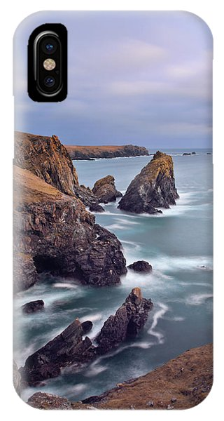Lions Rock Near Kynance IPhone Case
