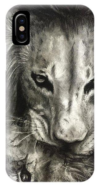 Lion's World IPhone Case