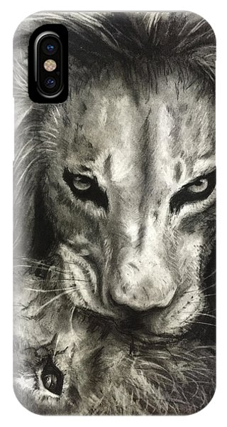Lion's World IPhone Case