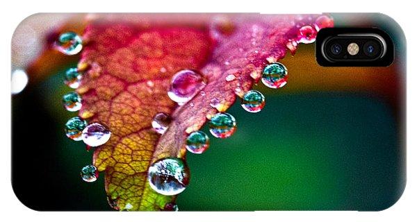 Liquid Beads IPhone Case