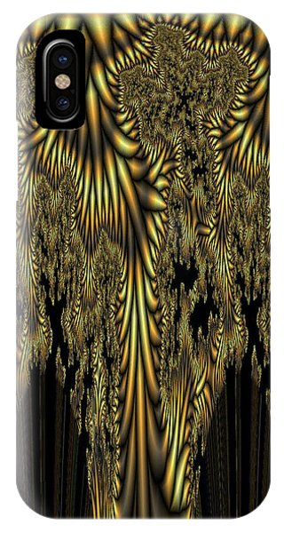 Liquid Gold IPhone Case