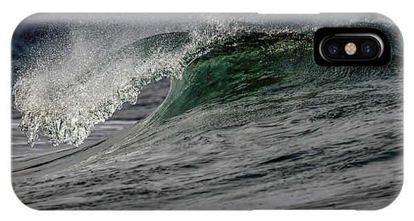 Tidal Waves iPhone Case - Liquid by Stelios Kleanthous