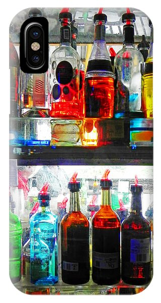 Liquor Cabinet IPhone Case
