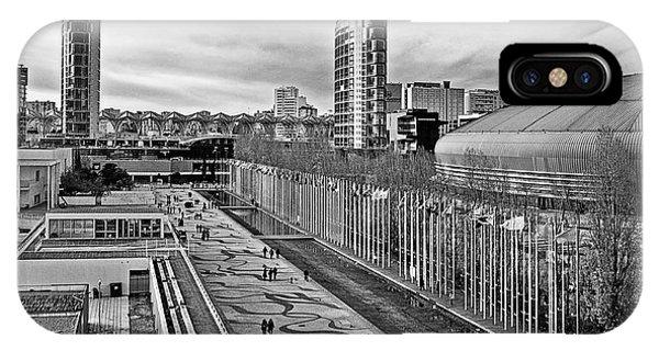 Lisboa - Portugal - Parque Das Nacoes IPhone Case