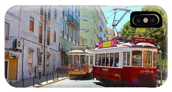 iPhone Case - Lisbon by Carey Chen