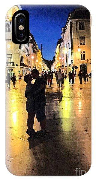 Lisbon Love IPhone Case