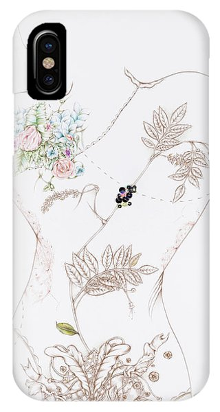 Lisette IPhone Case