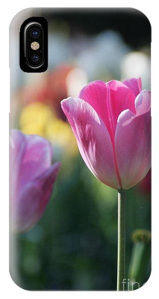 Lit Tulip 05 IPhone Case