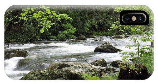 Litltle River 1 IPhone Case