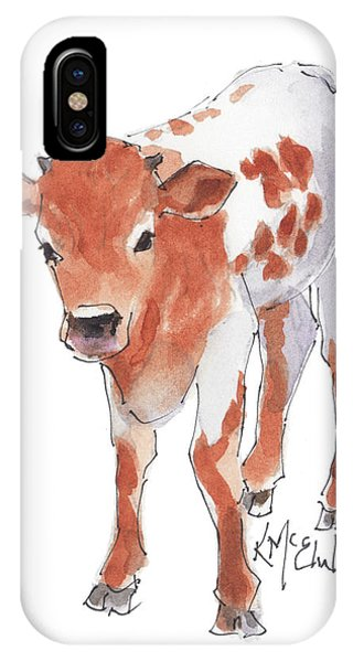 Little Beau April 2017 By Kathleen Mcelwaine IPhone Case