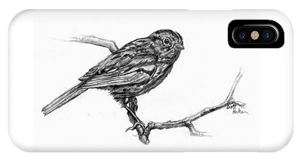 Little Bird IPhone Case