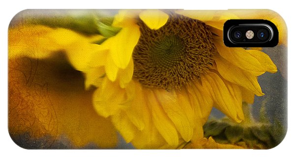 Little Bit Of Sunshine IPhone Case