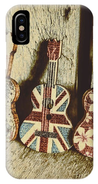 Musical iPhone Case - Little Britain, Big Sounds by Jorgo Photography - Wall Art Gallery